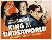 Hostage Posters - King Of The Underworld, Kay Francis Poster by Everett