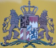 Colours Reliefs - Kingdom of Bavaria by Alexander Snehotta von Kimratshofen