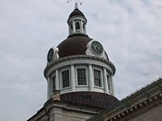 Kingston City Hall Prints - Kingston City Hall Print by Donna Sherbert