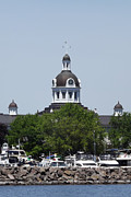 Kingston City Hall Prints - Kingston City Hall Print by Jim Beattie