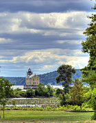 Kingston Prints - Kingston Lighthouse Print by Donna Lee Blais