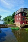 Kingston Prints - Kingston Mill Print by Steven Richman