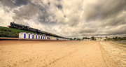 Painted Hall Photos - Kinlet Hall at Goodrington Sands by Rob Hawkins