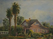 San Juan Paintings - Kinoshita Farm by Edward White