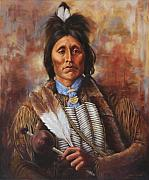 Plains Originals - Kiowa by Harvie Brown