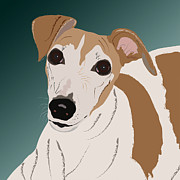 Whippet Originals - Kip the Whippet by Cheryl Snyder