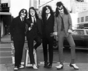 Gene Simmons Originals - KISS Dressed to Kill by Bob Gruen