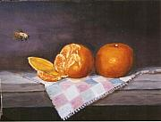 Tangerines Originals - Kissing Cousins No3 by Edward Merrell