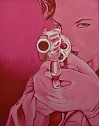 Derek Donnelly Art - KisskissBangbang by Derek Donnelly