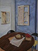 Cynthia Ablicki - Kitchen in Les Baux