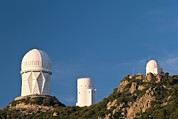Steward Framed Prints - Kitt Peak National Observatory Framed Print by David Nunuk