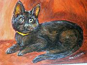 Irene Schilling - Kitty Cat Black