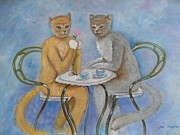 Enjoying Originals - Kitty Friends by Joe Sanders