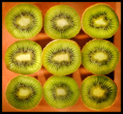 Kiwi Art Prints - Kiwi Print by Giffin Photography