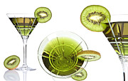Cheers Prints - Kiwi party Print by Anneke Schram
