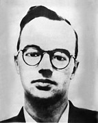 Alamos Photo Posters - Klaus Fuchs (1911-1988) Poster by Granger