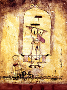 Klee Posters - Klee: Dance, 1922 Poster by Granger