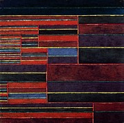 Current Framed Prints - Klee: Six Thresholds, 1929 Framed Print by Granger