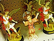 Devotional Photos - Knickknacks at the 99 Cent Store 2 by Sarah Loft