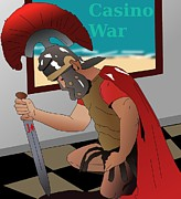 Casino Artist - Knight in Shining Armor