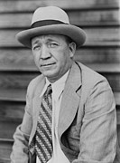 Rockne Framed Prints - Knute Rockne 1888-1931, Head Football Framed Print by Everett