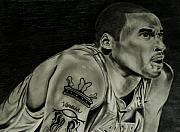 Mvp Originals - Kobe Bryant by Calvin Clausell