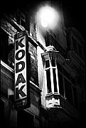 Tina Zaknic - Xignich Photography - Kodak Sign