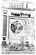 Carpet Photo Posters - Kodak Theatre Poster by Ricky Barnard