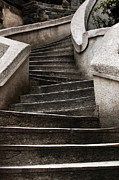 Turkish Photos - Komando Steps by John Rizzuto