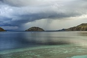 Gathering Photos - Komodo Island, Indonesia by Georgette Douwma