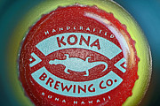 Kona Brewing Posters - Kona Brewing Company Poster by Bill Owen