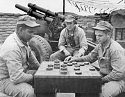 Korean War Photos - Korean War (1950-1953) by Granger