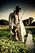 Korean War Memorial Photos - Korean War Memorial by David Hahn