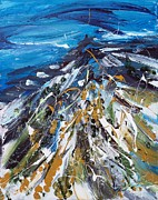 National Park Paintings - Kornati by Lidija Ivanek