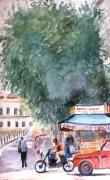 George Siaba - Kotzia Square Athens