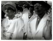 Bourke White Prints - Krewe Print by Doug  Duffey