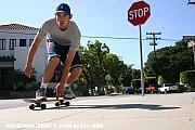 Skate Photo Originals - Kris Krekow by Ken  Volok