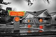 Rural Scenes Digital Art Originals - Krispy Kreme by Michael Thomas