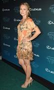 Kristen Bell At Arrivals For The Darker Print by Everett