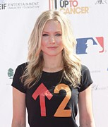 Kristen Bell In Attendance For Stand Up Print by Everett