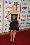 Bustier Art - Kristen Bell Wearing A Versus Dress by Everett