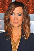 Statement Necklace Art - Kristen Wiig In Attendance For The by Everett
