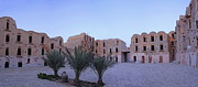Storage Prints - Ksar Ouled Soultane medieval grain storage facility Print by Sami Sarkis
