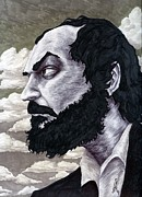 Kubrick Print by Jeremy Baum