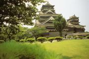 Rita Ariyoshi Prints - Kumamoto Castle Print by Rita Ariyoshi - Printscapes