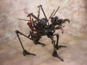 Insect Sculptures - Kung Foo by Chris Jaworski