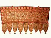 Antique Tapestries - Textiles - Kutchi Work Banjara Embroidery by Santosh Rathi