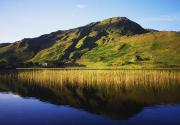 The White House Prints - Kylemore Lake, Co Galway, Ireland Lake Print by The Irish Image Collection