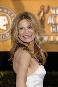 Screen Actors Guild Prints - Kyra Sedgwick At Arrivals For Arrivals Print by Everett