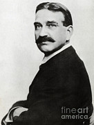 Fantasy Photos - L. Frank Baum, American Author by Photo Researchers